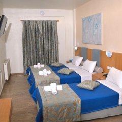 Отель Regos Resort Hotel Греция, Ситония - отзывы, цены и фото номеров - забронировать отель Regos Resort Hotel онлайн комната для гостей фото 5