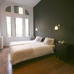 Апартаменты Midtown Luxury Apartments Барселона комната для гостей фото 2