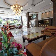 Отель Cnr House Бангкок интерьер отеля фото 3