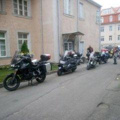 Pirita Hostel Таллин парковка