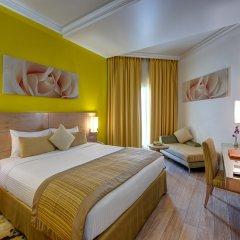 Al Khoory Executive Hotel 3* Номер Делюкс с различными типами кроватей