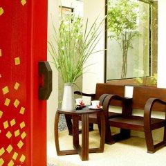 Отель The Old Phuket - Karon Beach Resort 4* Стандартный номер с разными типами кроватей фото 12