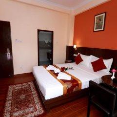 Отель Eco Tree Непал, Покхара - отзывы, цены и фото номеров - забронировать отель Eco Tree онлайн комната для гостей фото 5