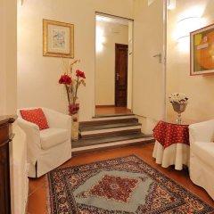 Отель Cimabue Италия, Флоренция - 1 отзыв об отеле, цены и фото номеров - забронировать отель Cimabue онлайн интерьер отеля фото 2