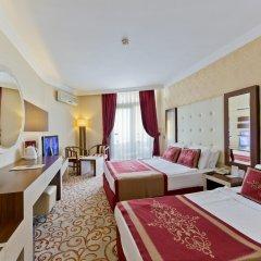 Отель Beach Club Doganay - All Inclusive комната для гостей