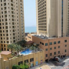 Отель Marina Promenade – Delphine Tower/Dubai Marina 1BR Luxury Apt Sea View Sleeps 3 - HLS 37921 ванная