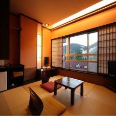 Отель Fukudaya Ундзен комната для гостей