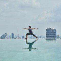 Отель 137 Pillars Suites Bangkok фитнесс-зал