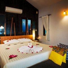 Отель Islanda Hideaway Resort сейф в номере