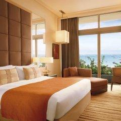 Отель Marina Bay Sands 5* Номер Делюкс с двуспальной кроватью фото 2