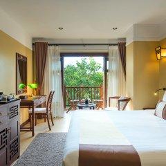 Отель La Siesta Hoi An Resort & Spa комната для гостей