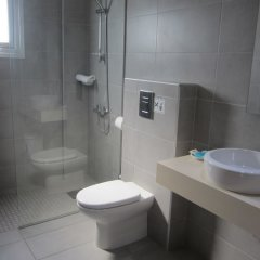 Апартаменты Melpo Antia Luxury Apartments & Suites ванная