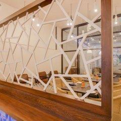 Отель Treebo Tryst Dona Paula Гоа гостиничный бар