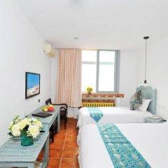 Отель B&B Inn Baishiqiao Hotel Китай, Пекин - отзывы, цены и фото номеров - забронировать отель B&B Inn Baishiqiao Hotel онлайн комната для гостей фото 4