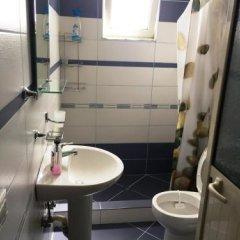 Отель As Hotel Албания, Шенджин - отзывы, цены и фото номеров - забронировать отель As Hotel онлайн ванная фото 2