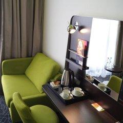 Гостиница Парк Инн от Рэдиссон Аэропорт Пулково в номере фото 2