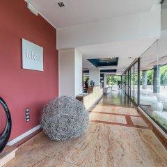 Idea Hotel Roma Nomentana фитнесс-зал