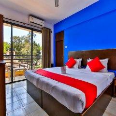 Отель OYO 14036 Calangute Гоа комната для гостей фото 4