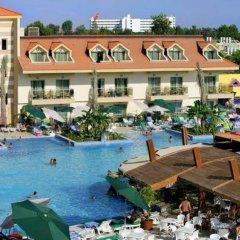 Hestia Resort Side Турция, Сиде - отзывы, цены и фото номеров - забронировать отель Hestia Resort Side онлайн бассейн