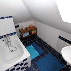 Отель V Podhoří ванная фото 2