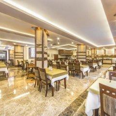 Отель Kleopatra Royal Palm Аланья питание фото 3