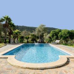 Отель Casa Payesa - Authentic Ibizan style Испания, Эс-Канар - отзывы, цены и фото номеров - забронировать отель Casa Payesa - Authentic Ibizan style онлайн бассейн