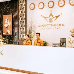 Minh Chien Hotel Далат спа