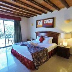 Отель El Campanario Studios & Suites Мексика, Плая-дель-Кармен - отзывы, цены и фото номеров - забронировать отель El Campanario Studios & Suites онлайн комната для гостей