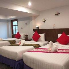 Отель Sasitara Thai villas Таиланд, Самуи - отзывы, цены и фото номеров - забронировать отель Sasitara Thai villas онлайн комната для гостей фото 2