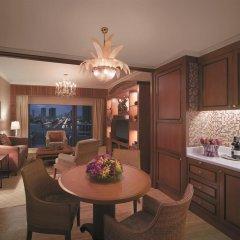 Отель Shangri-la Бангкок в номере