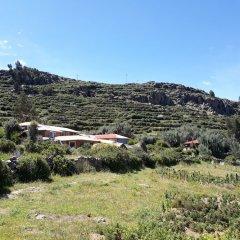 Отель Titicaca Lodge фото 25
