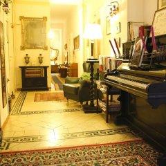 Отель Albergo Garisenda Италия, Болонья - отзывы, цены и фото номеров - забронировать отель Albergo Garisenda онлайн интерьер отеля