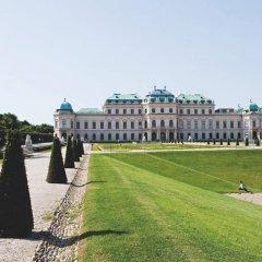 Отель Exe Vienna Вена спортивное сооружение