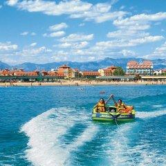 Seher Resort & Spa Турция, Сиде - отзывы, цены и фото номеров - забронировать отель Seher Resort & Spa - All Inclusive онлайн приотельная территория