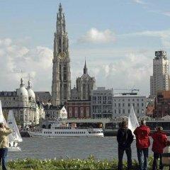 Отель Budget Flats Antwerpen Бельгия, Антверпен - 1 отзыв об отеле, цены и фото номеров - забронировать отель Budget Flats Antwerpen онлайн приотельная территория