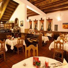 Отель Ritter St. Georg Германия, Брауншвейг - отзывы, цены и фото номеров - забронировать отель Ritter St. Georg онлайн питание фото 3