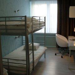 Отель Ter Streep Бельгия, Остенде - отзывы, цены и фото номеров - забронировать отель Ter Streep онлайн комната для гостей фото 2