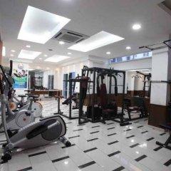 Отель VIVAS Дуррес фитнесс-зал
