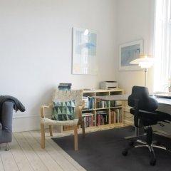 Апартаменты Apartment in Østerbro 1345-1 интерьер отеля