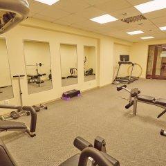 Le Vashoff Отель фитнесс-зал
