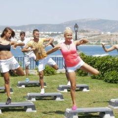 Отель Asteria Bodrum Resort - All Inclusive фитнесс-зал фото 2