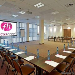 Отель Focus Gdańsk Польша, Гданьск - 11 отзывов об отеле, цены и фото номеров - забронировать отель Focus Gdańsk онлайн помещение для мероприятий фото 2