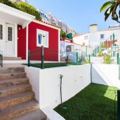 Отель Algés Village Casa 4 by Lisbon Coast спортивное сооружение