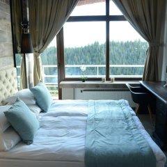 Отель Grand Hotel Murgavets Болгария, Пампорово - отзывы, цены и фото номеров - забронировать отель Grand Hotel Murgavets онлайн комната для гостей фото 5