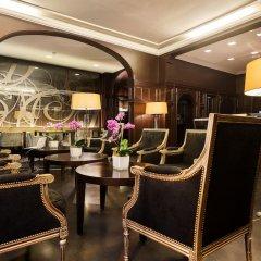 Отель Chambellan Morgane Франция, Париж - отзывы, цены и фото номеров - забронировать отель Chambellan Morgane онлайн интерьер отеля