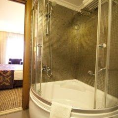 Tuğcu Hotel Select Турция, Бурса - отзывы, цены и фото номеров - забронировать отель Tuğcu Hotel Select онлайн ванная