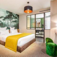 Hotel Bridget Париж комната для гостей фото 2
