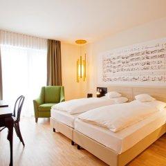 Отель arcona LIVING BACH14 Германия, Лейпциг - 1 отзыв об отеле, цены и фото номеров - забронировать отель arcona LIVING BACH14 онлайн комната для гостей фото 4