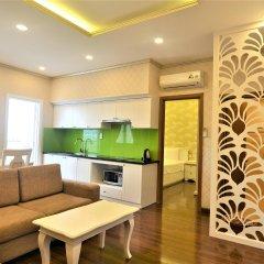 Апартаменты Celina Bayfront Nha Trang Apartments комната для гостей