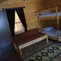 Отель Ugur Pansiyon Çirali комната для гостей